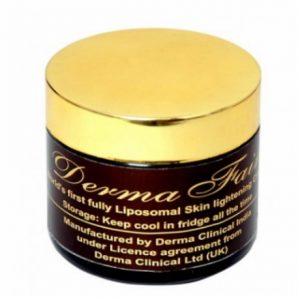 DermaFair skin whitening lightening liposomal rejuvenation cream