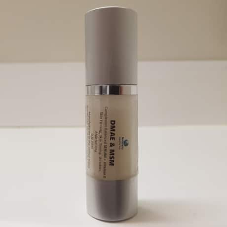 Firming Anti-Wrinkle Oxidant Ageing DMEA MSM Serum