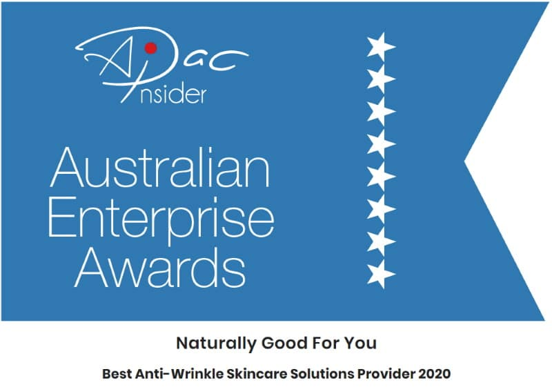 Award Winner APAC Insider Australian Enterprise Awards